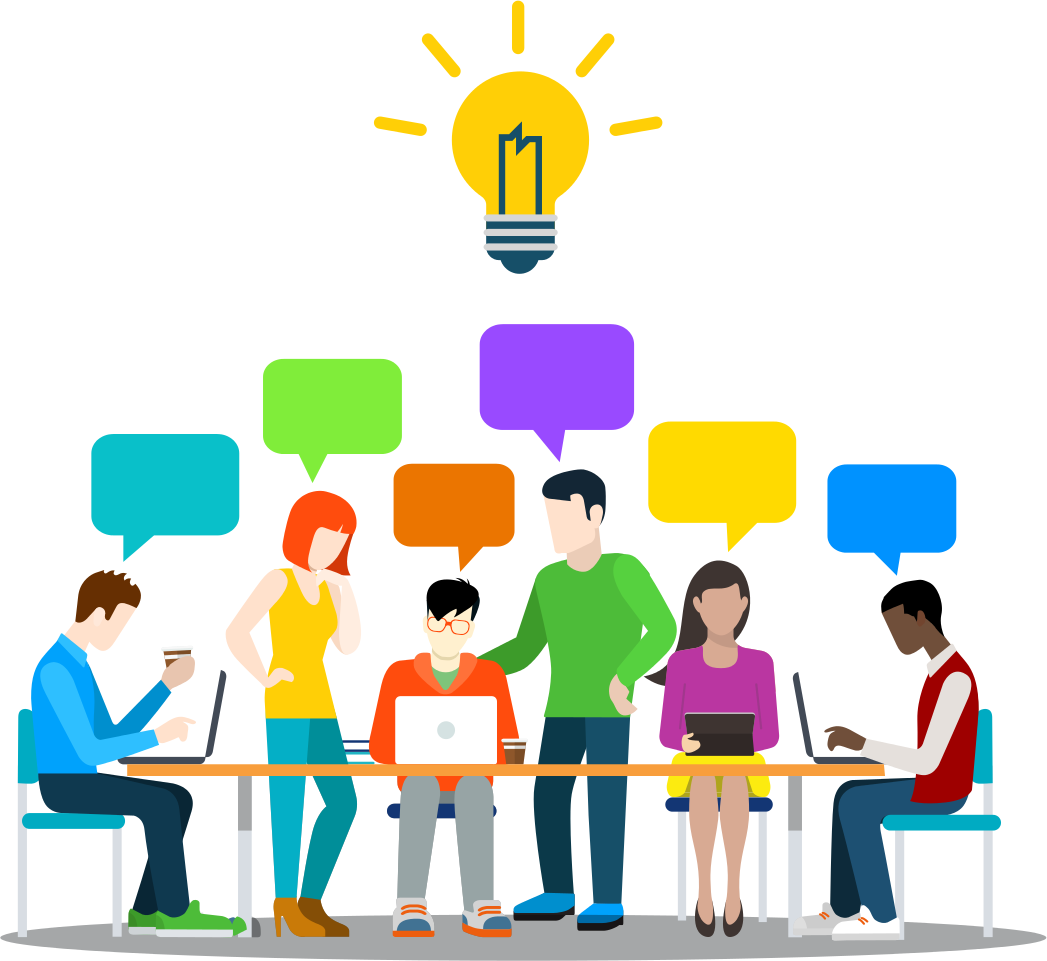 Classworking together clipart clip free library College Students Working Together Clipart clip free library