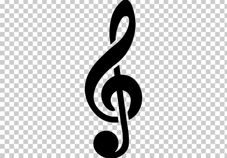 Clave sol clipart picture freeuse Clave De Sol Musical Note Clef Stencil PNG, Clipart, Black And White ... picture freeuse