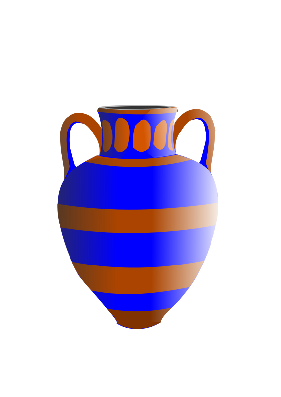 Clay vase border clipart image free download Vases Clipart   Free download best Vases Clipart on ClipArtMag.com image free download