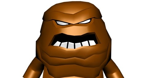 Clayface clipart graphic free library Chita Juice: Is There Anything Better Than Lego Clayface graphic free library