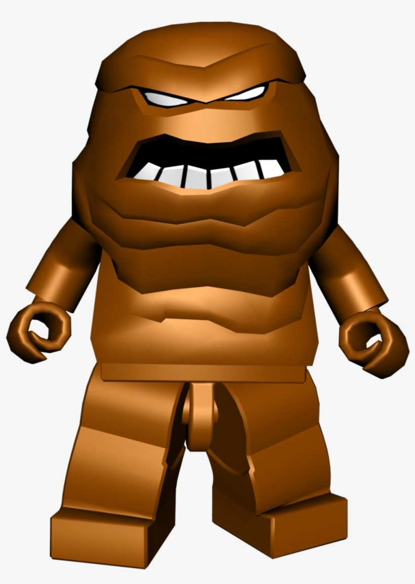 Clayface clipart banner freeuse library Clayface Basil Karlo Lego Batman - Free Transparent PNG Download ... banner freeuse library