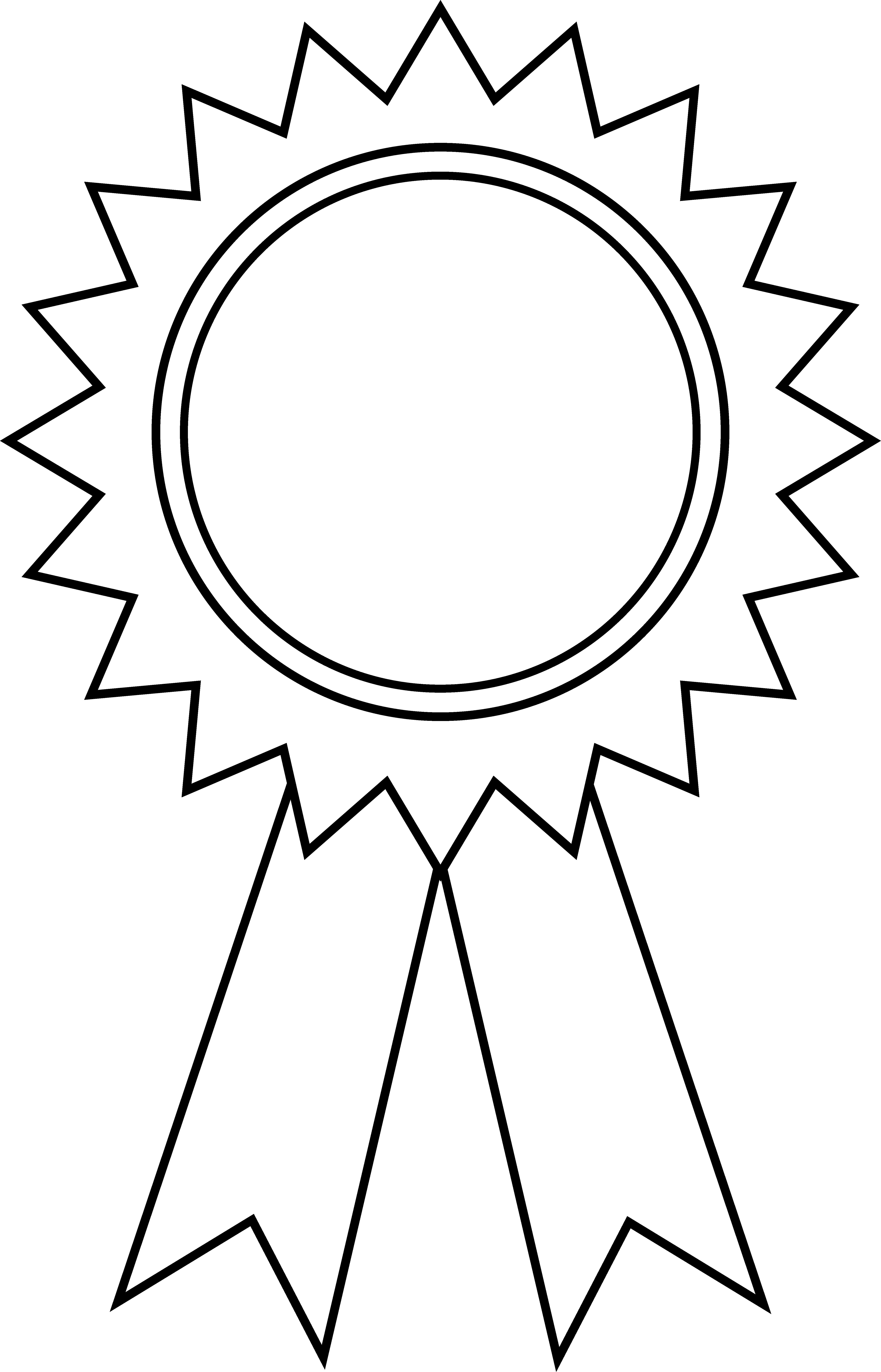 Clback dog clipart svg freeuse 30+ Award Ribbon Clipart | ClipartLook svg freeuse