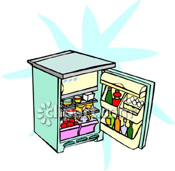 Clean fridge clipart free stock Clean Refrigerator Clipart | Clipart Panda - Free Clipart Images free stock