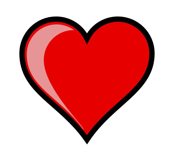 Heart clipart hd vector free stock hearts | Free Hearts Clipart. Free Clipart Images, Graphics ... vector free stock