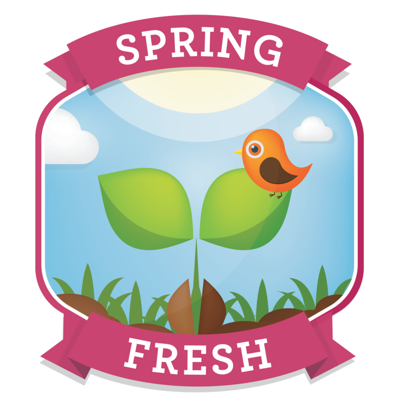 Clean house before and after clipart vector transparent download Go after our Spring Fresh badge for #SpringCleaning. Your house will ... vector transparent download