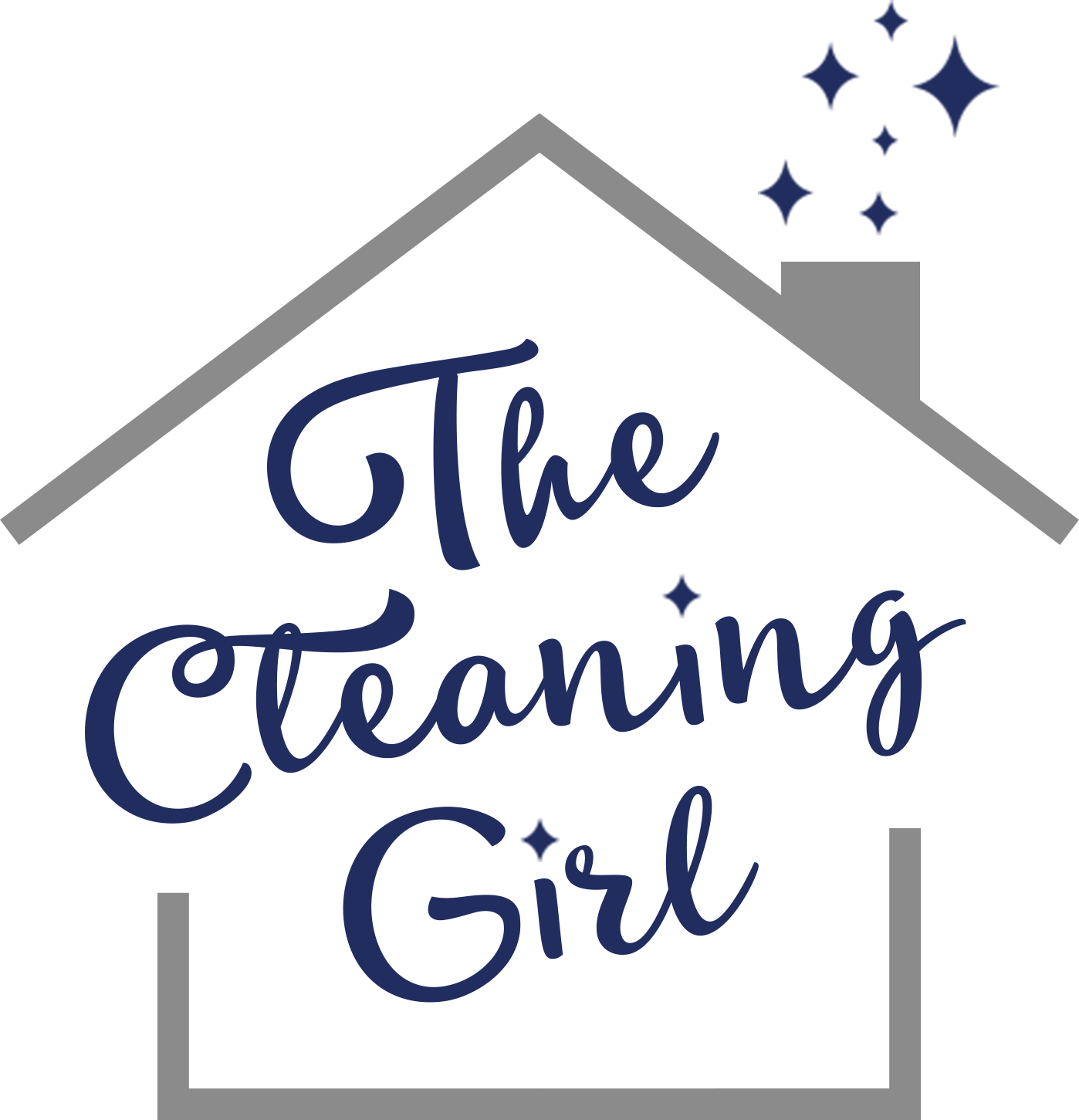 Clean house before and after clipart clip art black and white The Cleaning Girl Donates House Cleaning to Women Battling Cancer ... clip art black and white