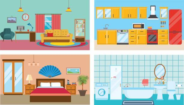 Clean living room clipart banner library Clean living room clipart » Clipart Portal banner library