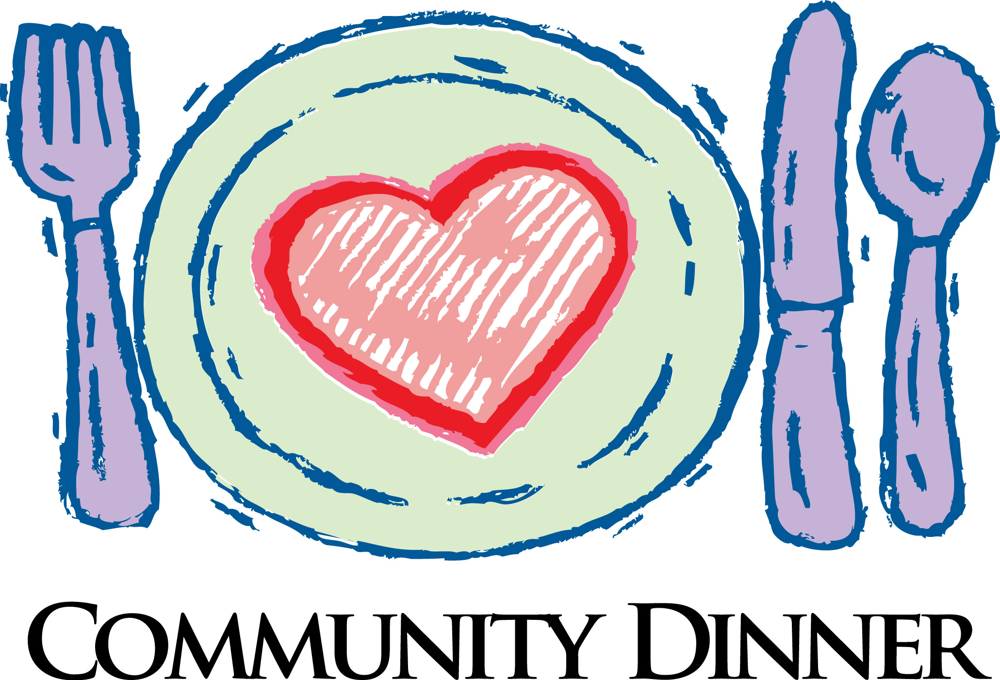 Clean up dinner clipart graphic library download First Presbyterian Church | Monthly Free Community Dinners graphic library download