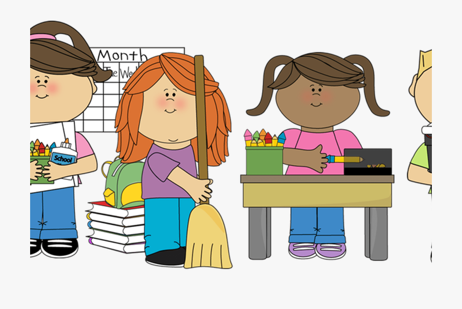 Cleaning classroom clipart clipart transparent Children Cleaning Classroom Clipart Clip Art Library - Clip Art ... clipart transparent