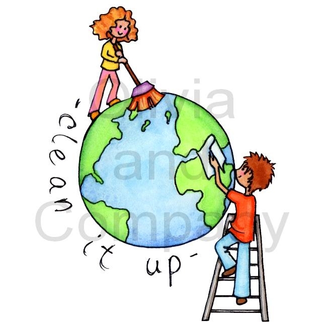 Cleaning earth day black and white clipart graphic free library Clean Environment Drawing   Free download best Clean Environment ... graphic free library
