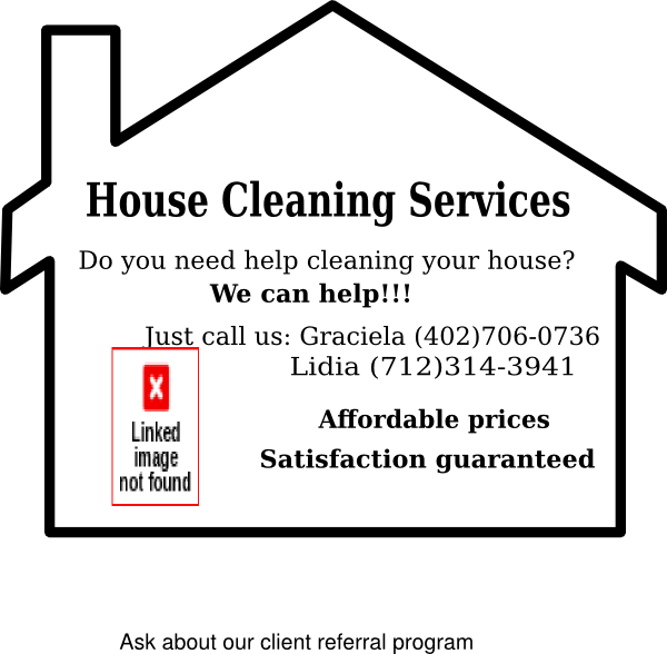 Cleaning house clipart jpg library library House Cleaning Services Clip Art at Clker.com - vector clip art ... jpg library library
