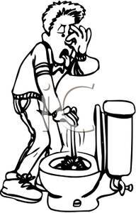 Cleaning the bathroom clipart black and white clipart black and white library Clean The Bathroom. video how to clean bathroom showers ehow. tips ... clipart black and white library
