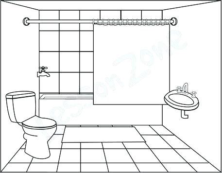 Cleaning the bathroom clipart black and white graphic free library Rest Room Clip Art Men Women Bathroom Clean Restroom Clipart ... graphic free library