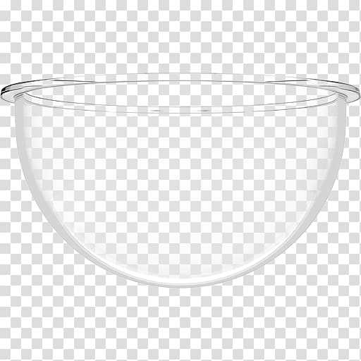 Clear bowl clipart svg library download Clear bowl , Tableware Glass Bowl Plastic, dome transparent ... svg library download
