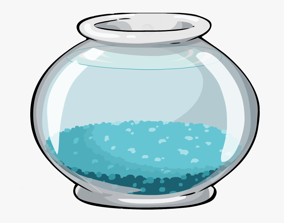Fish bowl clipart free. Transparent clear background
