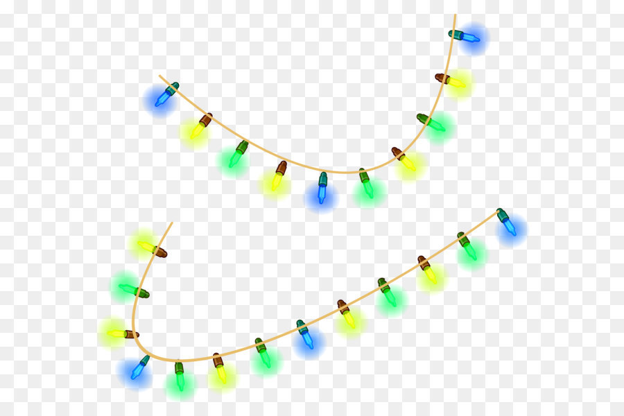 Clear christmas lights clipart png transparent Christmas Lights Circle png download - 4326*3916 - Free Transparent ... png transparent