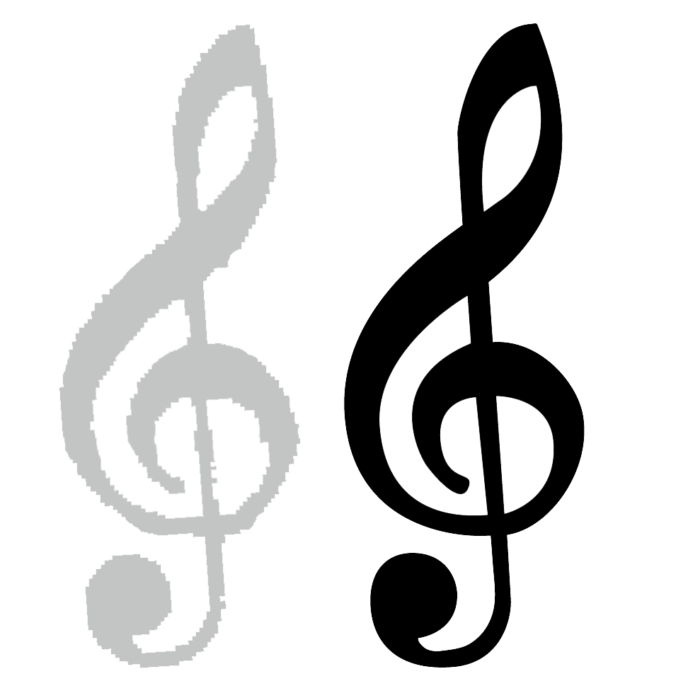 Clef note clipart banner freeuse Clef Note PNG Transparent Images | PNG All banner freeuse