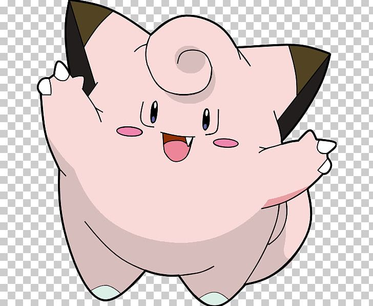 Clefairy clipart clip download Clefairy Pokémon X And Y Clefable Jigglypuff PNG, Clipart, Free PNG ... clip download