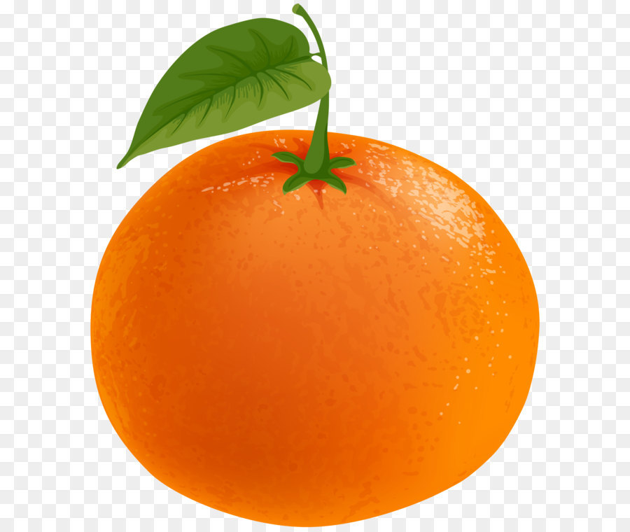 Clementines clipart svg free stock Fruit Cartoon png download - 6862*8000 - Free Transparent Mandarin ... svg free stock
