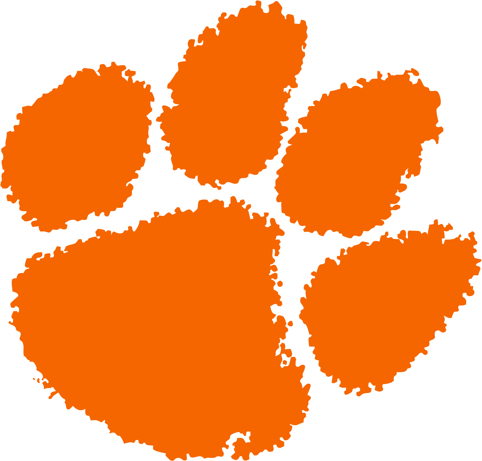 Clemson football clipart picture library library Clemson Preview: The Better Team Again picture library library