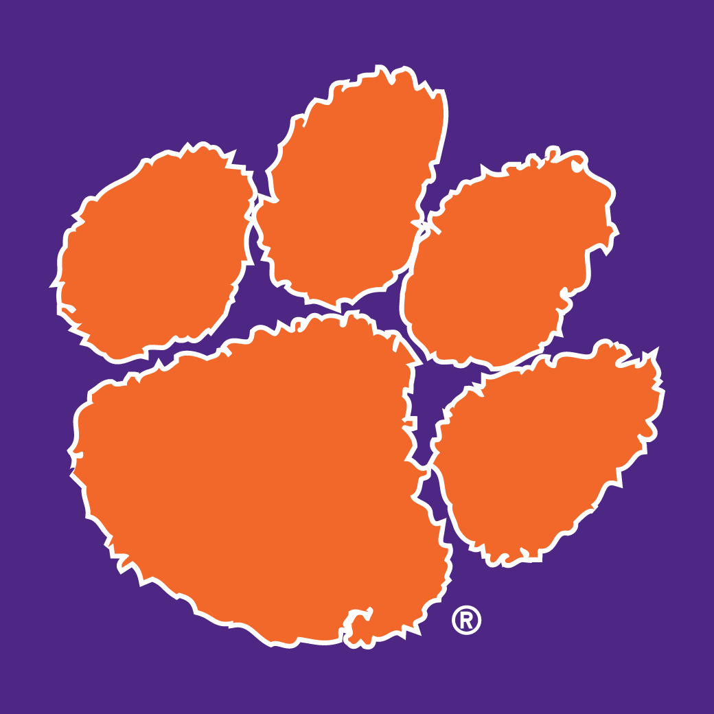 of freeuse clemson for image  Library stock university png