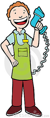 Clerk clipart picture transparent stock Store clerk clipart - ClipartFest picture transparent stock