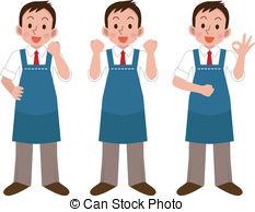 Clerk clipart svg freeuse Clerk Illustrations and Clipart. 4,749 Clerk royalty free ... svg freeuse