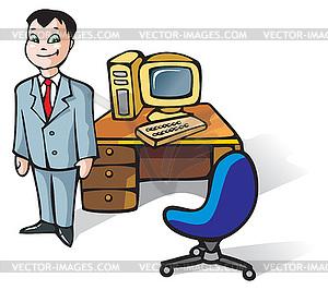 Clerk clipart vector free download Office Clerk Clipart - Clipart Kid vector free download