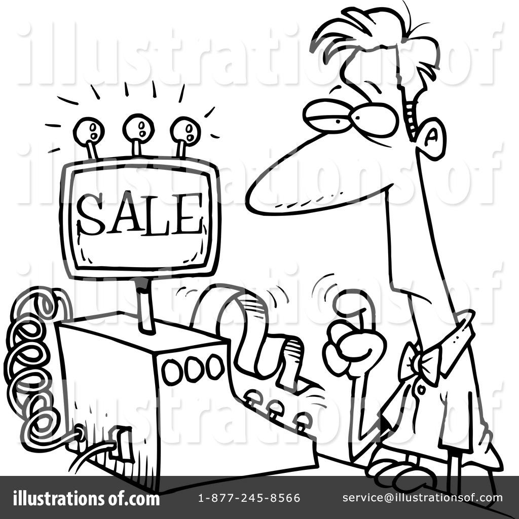 Clerk clipart black and white jpg library stock Clerk clipart - ClipartFest jpg library stock