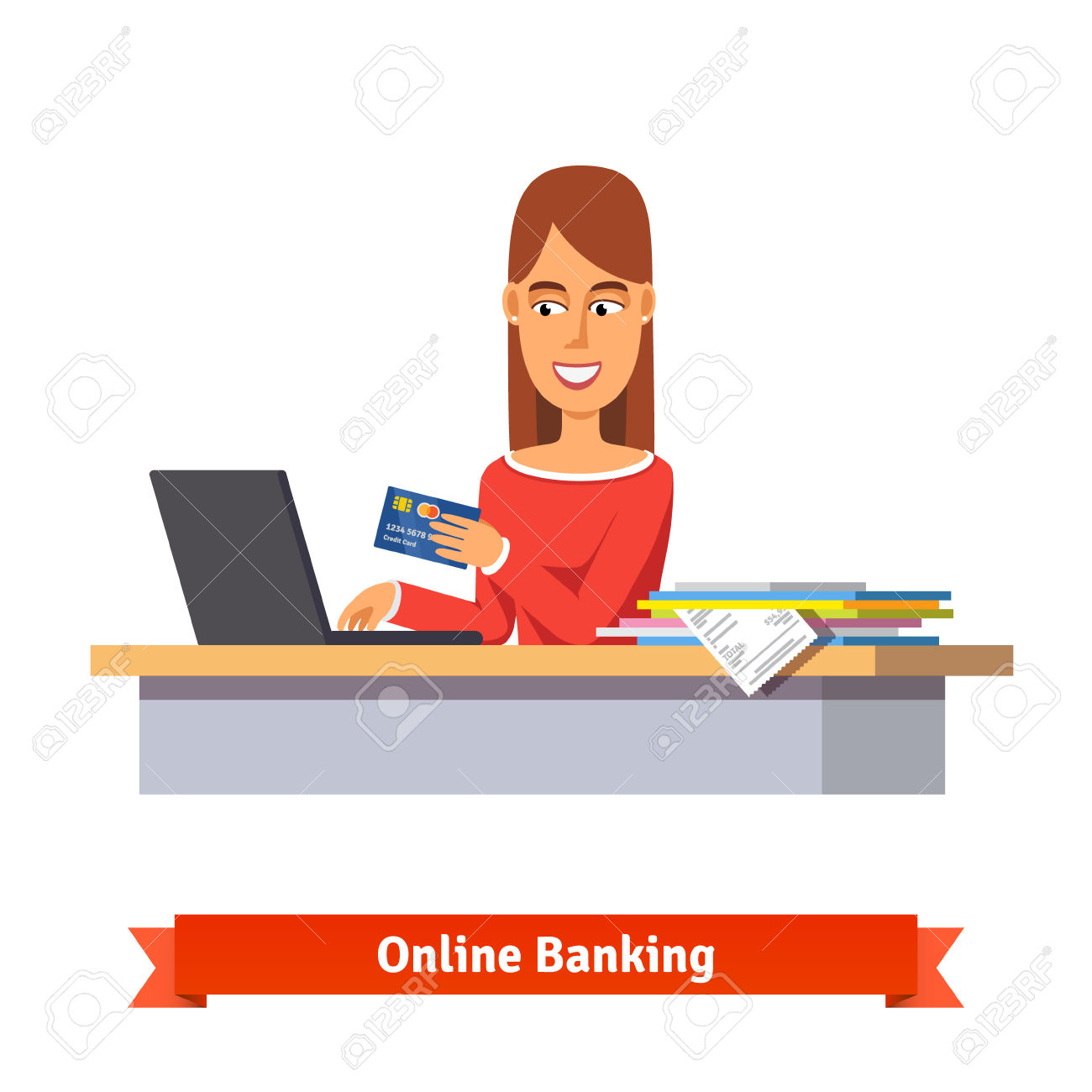 Clerk definition clip download Bank clerk clipart - ClipartFest clip download