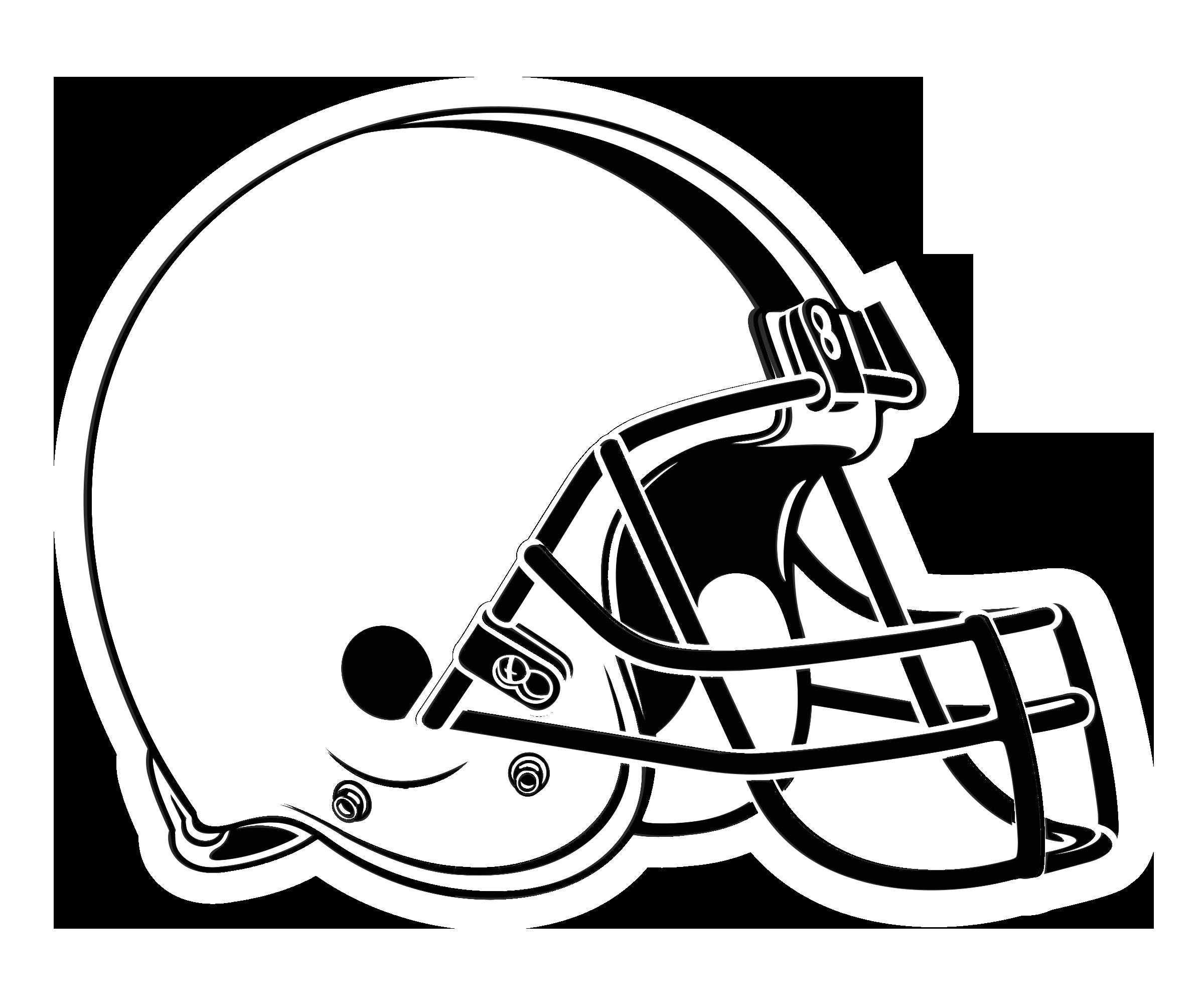 Cleveland browns helmet black and white clipart jpg transparent stock Helmet,Sports gear,Football helmet,Football gear,Clothing,Personal ... jpg transparent stock