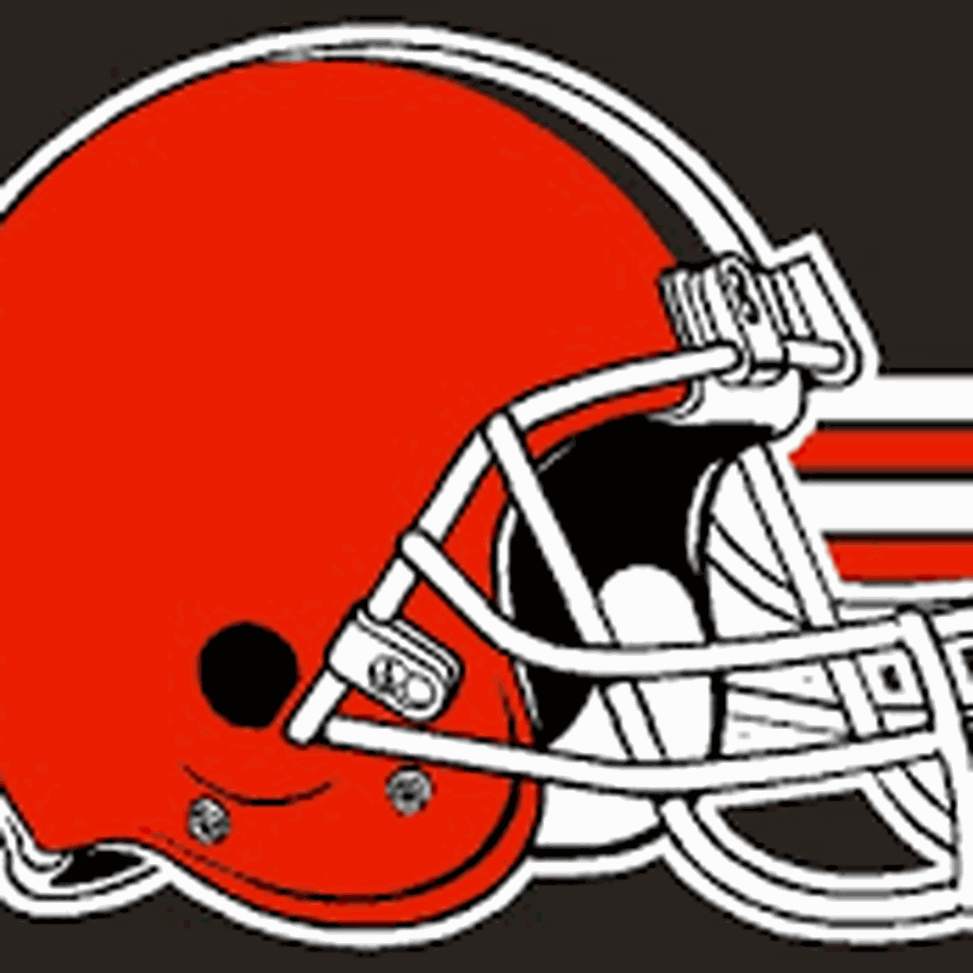 Cleveland browns helmet black and white clipart picture black and white download Cleveland Browns\' Helmet History - Dawgs By Nature picture black and white download