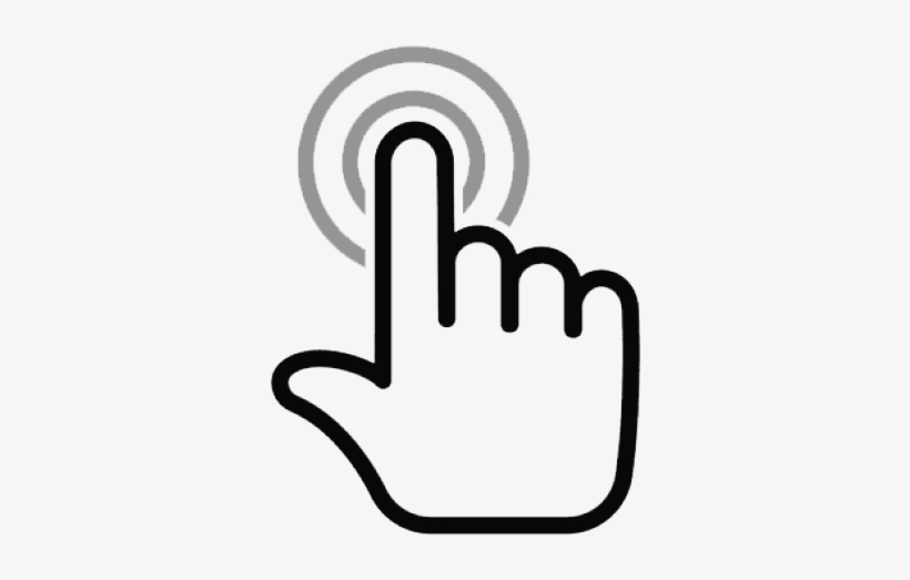 Click to download clipart image royalty free download Mouse Cursor Click Clipart Hand Cursor - Click Png - Free ... image royalty free download