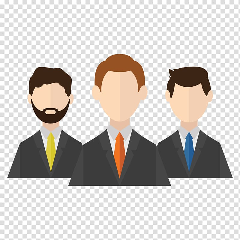 Client icon clipart svg library stock Three dressed man , Client Icon, Businessman icon design transparent ... svg library stock