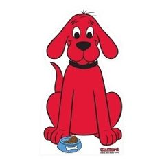 Clifford the dog clipart banner transparent download Unique Peek into Books with Clifford the Big Red Dog | Holidays ... banner transparent download