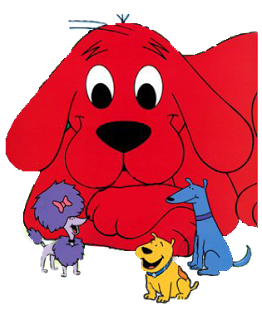 Clifford the dog clipart image library library Creative Crafty Mom Creations: Clifford the Big Red Dog image library library