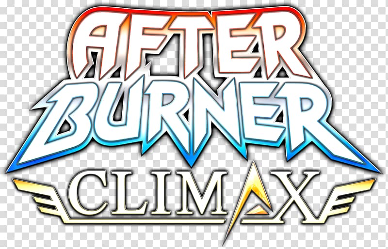 Climax clipart image library download After Burner Climax Sega Arcade game Video game, others transparent ... image library download