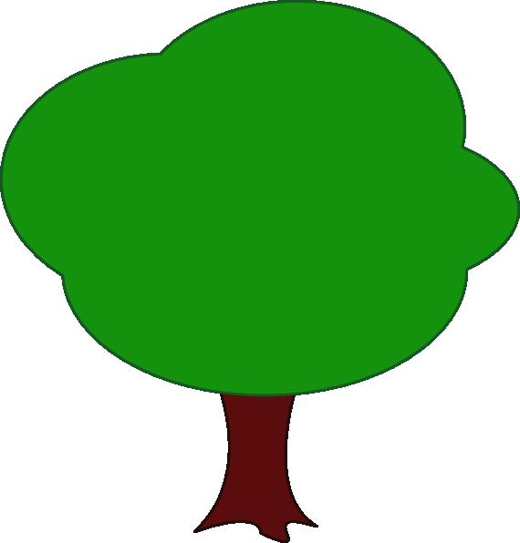 Rainbow tree clipart clip art freeuse Tree Cartoon Pictures (68+) Desktop Backgrounds clip art freeuse