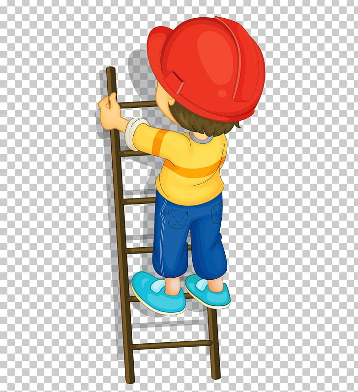 Free to us clipart man climbing ladder