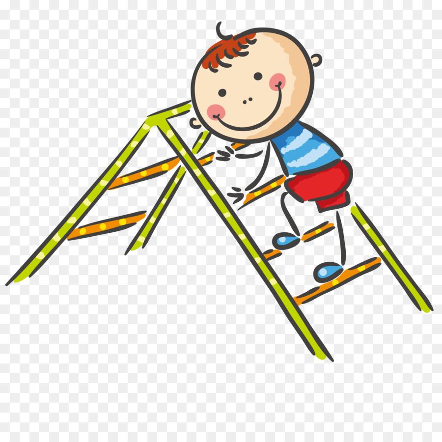Climbing a ladder clipart transparent Playground Cartoon png download - 1500*1500 - Free Transparent ... transparent