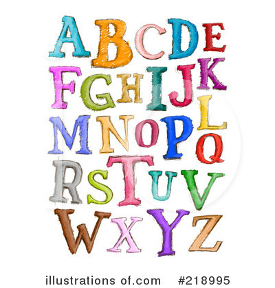 Clip art alphabet free banner free stock Free alphabet clip art - ClipartFest banner free stock