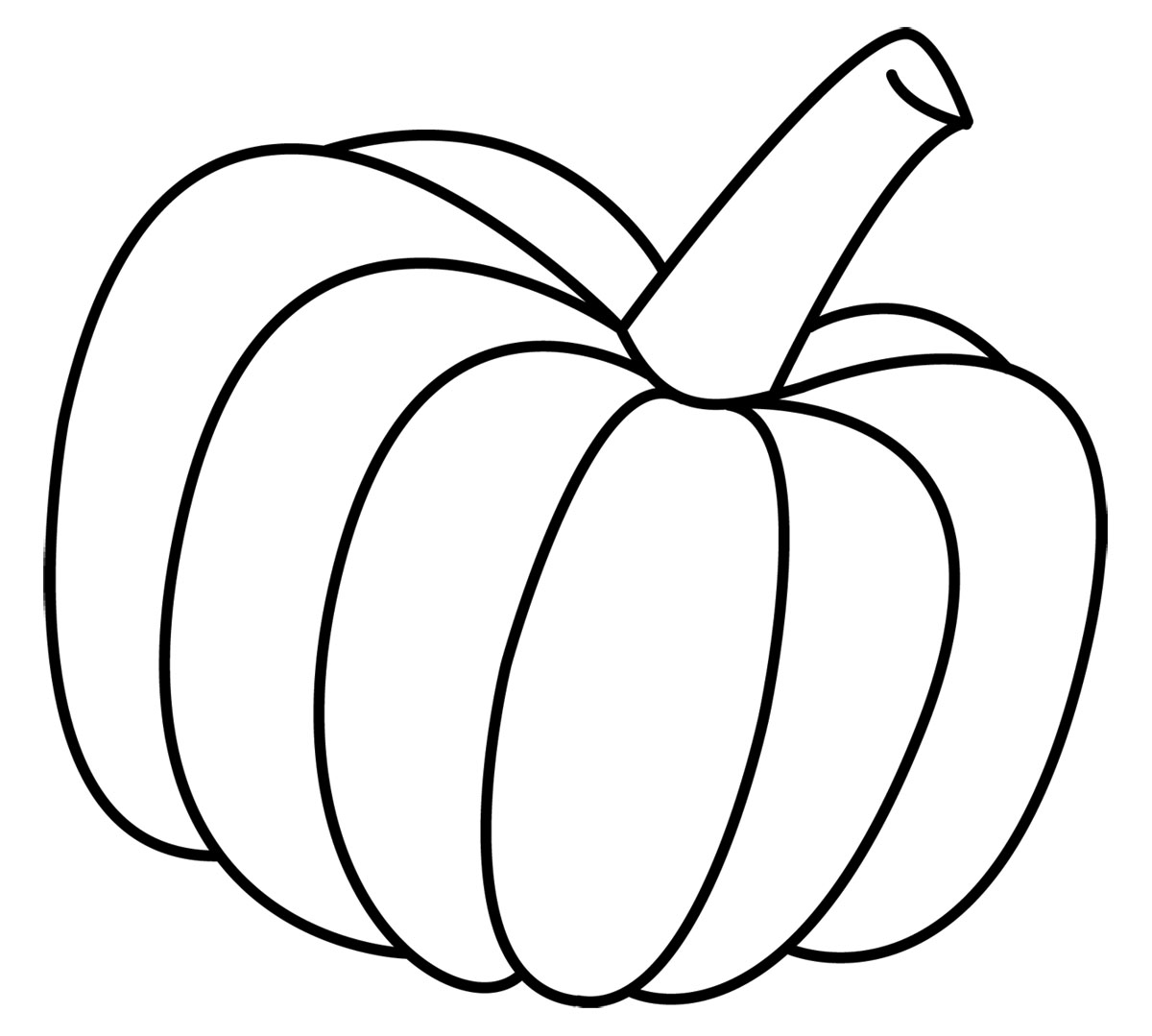 Clip art black and white jpg transparent library Pumpkin clipart black and white - ClipartFest jpg transparent library
