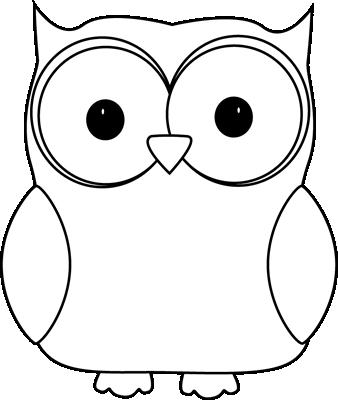 Clip art black white jpg transparent stock Black and White Owl Clip Art - Black and White Owl Image jpg transparent stock