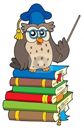 Clip art books for teachers black and white download Free Owl Clip Art for Teachers – Clipart Free Download black and white download