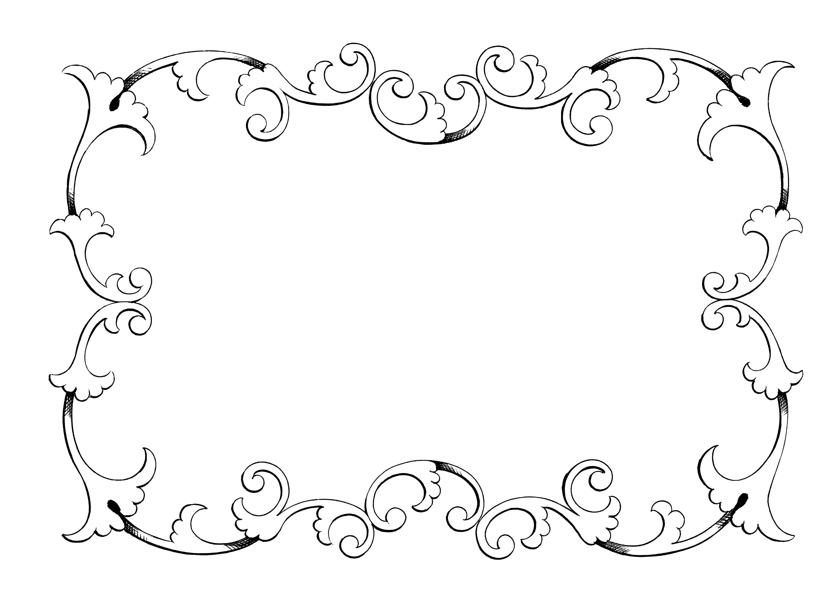 Clip art borders free svg free Free downloadable clip art borders - ClipartFest svg free