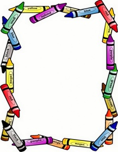 Clip art borders teachers vector royalty free library Border school clipart - ClipartFest vector royalty free library
