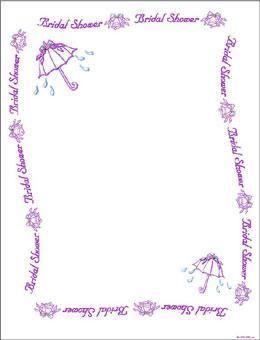 Clip art bridal shower. Free downloads page download