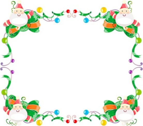 Clip art christmas borders vector royalty free download Christmas Borders And Frames Clipart - Clipart Kid vector royalty free download