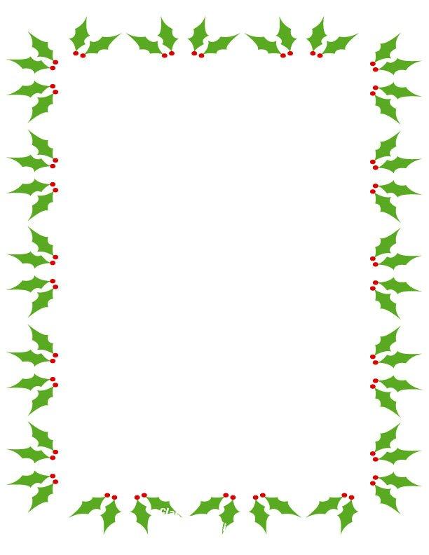 Free holiday bcaeccabce . Clip art christmas borders