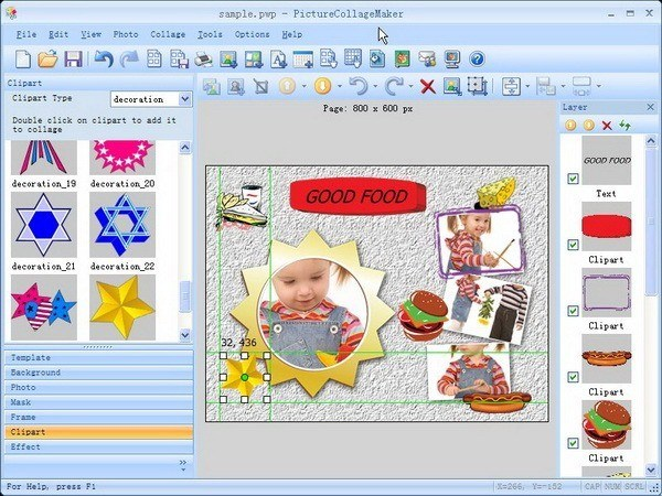 Clip art creator download jpg freeuse stock Picture Collage Maker Alternatives and Similar Software ... jpg freeuse stock